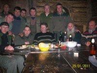 Druženje u lovištu Valkaluci sa kolegama iz JP Srbijašume
