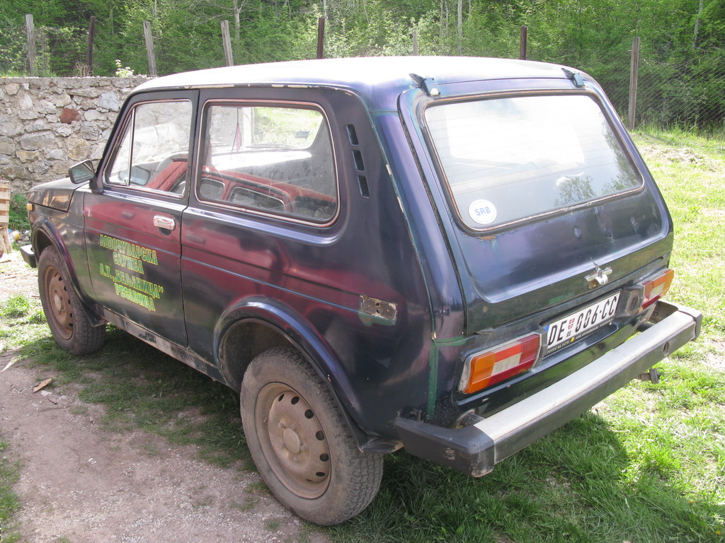 Službeno vozilo