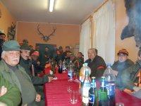 Gostovanje kod pobratima u Čortanovcima novembra 2013.godine